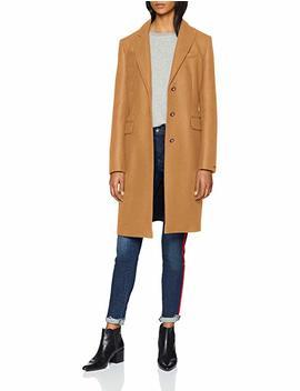 Tommy Hilfiger Damen Mantel Belle Classic Wool Coat by