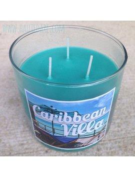 719 Walnut Avenue Caribbean Villa Candle by 719 Walnut Avenue