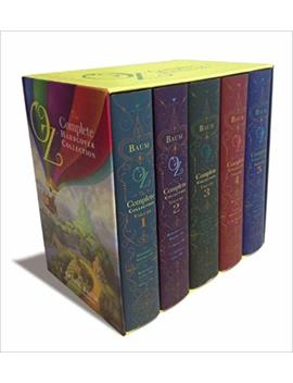 Oz, The Complete Hardcover Collection: Oz, The Complete Collection, Volume 1; Oz, The Complete Collection, Volume 2; Oz, The Complete Collection, ... 4; Oz, The Complete Collection, Volume 5 by L. Frank Baum