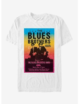 Retro Band Poster T Shirt by Hot Topic