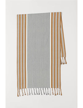 Table Runner With Fringe by H&M