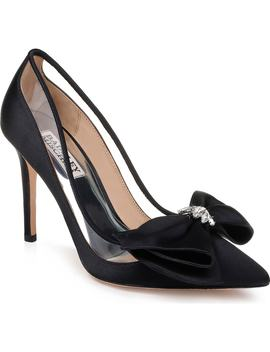 Badgley Mischka Frances Bow Pump by Badgley Mischka Collection