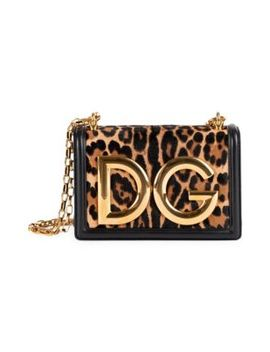 Leo Shoulder Bag by Dolce & Gabbana