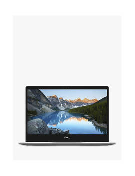 "Dell Inspiron 13 7380 Laptop, Intel Core I7, 8 Gb Ram, 256 Gb Ssd, 13.3"" Full Hd, Silver by Dell"