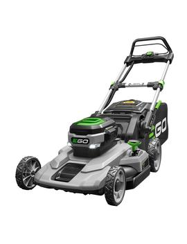Reconditioned 21 In. 56 V Lith Ion Cordless Walk Behind Push Mower, 5.0 Ah Battery Plus Charger Included by Ego