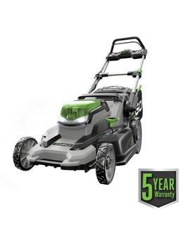 20 In. 56 Volt Lithium Ion Cordless Battery Walk Behind Push Mower   5.0 Ah Battery/Charger Included by Ego