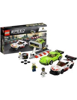Lego Speed Champions Porsche 911 Rsr & 911 Turbo 3.0   75888 by Argos