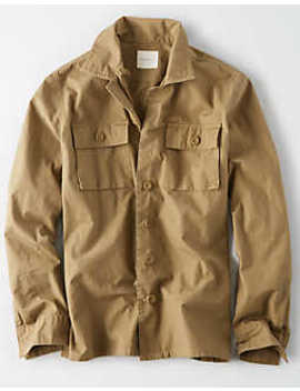 Ae Military Overshirt by American Eagle Outfitters
