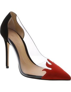 Den Pointy Toe Pump by Schutz