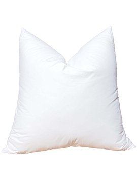 Pillowflex Synthetic Down Pillow Insert For Sham Aka Faux/Alternative (26 Inch By 26 Inch) by Pillowflex