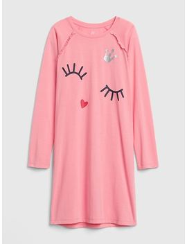 Princess Ruffle Pj Dress by Gap