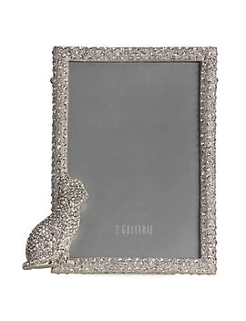 Jeweled Cat Frame by Z Gallerie