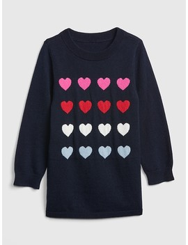 Heart Sweater Tunic by Gap