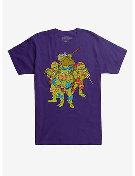 Teenage Mutant Ninja Turtles Ready For Battle T Shirt by Hot Topic