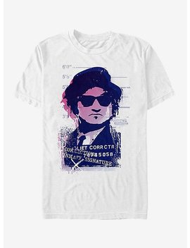 Joliet Prison Mugshot T Shirt by Hot Topic