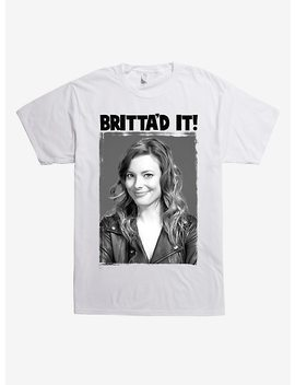 Community Britttad It T Shirt by Hot Topic