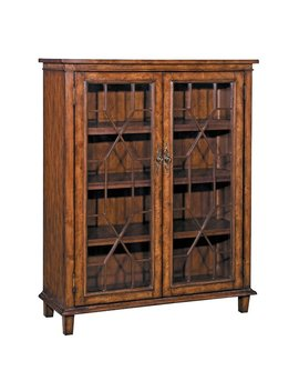 Stein World Chippendale Standard Bookcase & Reviews by Stein World