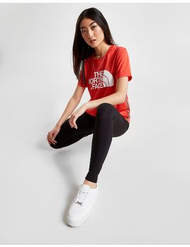The North Face Tape Side Boyfriend T Shirt by The North Face