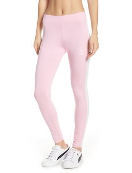 Classics Logo T7 Leggings by Puma
