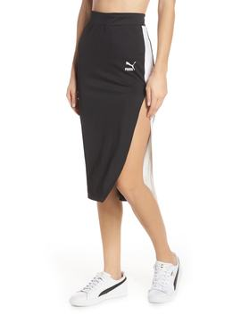 Classics Ribbed Skirt by Puma
