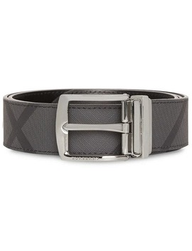 London Check Belt by Burberry