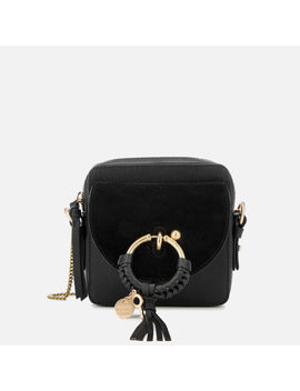 See By Chloé Women's Joan Small Cross Body Bag   Black by See By Chloé
