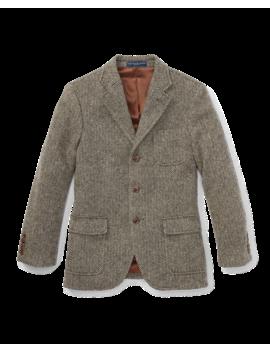 Herringbone Sport Coat by Ralph Lauren