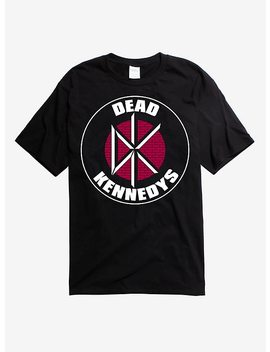 Dead Kennedys Brick Logo T Shirt by Hot Topic