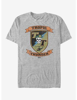 Tropic Thunder Crest T Shirt by Hot Topic