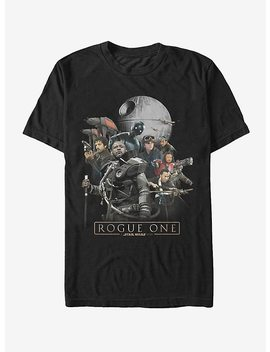 Star Wars Saw Gerrera Rebel Standoff T Shirt by Hot Topic