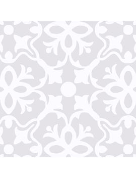 Brooklyn Grey 13.2 Ft. Wide X Your Choice Length Residential Vinyl Sheet Flooring by Ivc