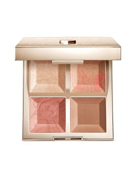 Becca X Khloé Kardashian & Malika Haqq Bronze, Blush & Glow Palette by Becca Cosmetics