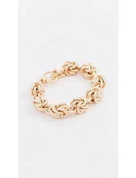 Knot Bracelet by Bronzallure