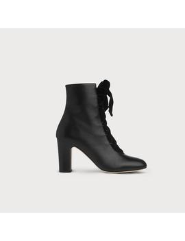 Maxine Black Boots by L.K.Bennett
