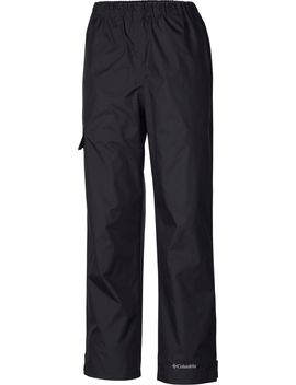 Columbia Youth Cypress Brook Ii Shell Pants by Columbia