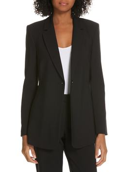 Contour Suit Jacket by Judith & Charles