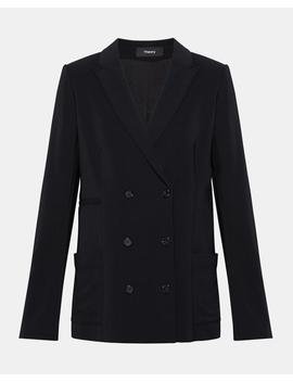 Double Breasted Jacket by Theory