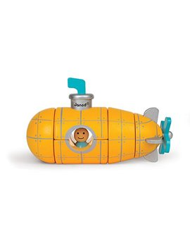 Janod Submarine Magnet Kit by Janod