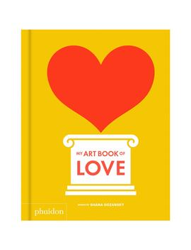 'my Art Book Of Love' Book by Phaidon Press