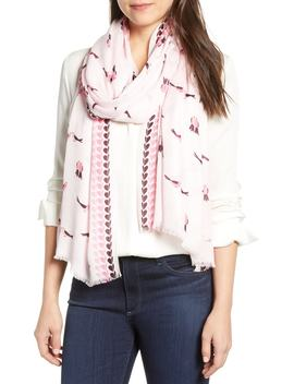 Love Birds Scarf by Kate Spade New York