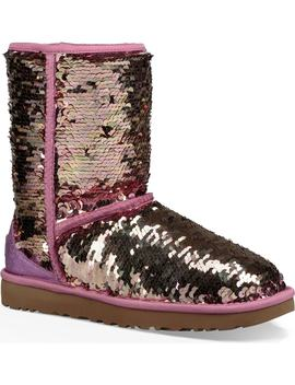 Classic Short Sequin Boot by Ugg®