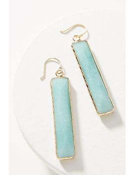 Keegan Drop Earrings by Anthropologie