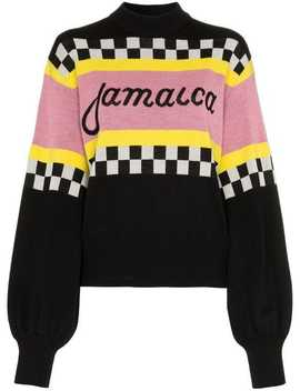 Knitted Mohair Jumper by Msgm