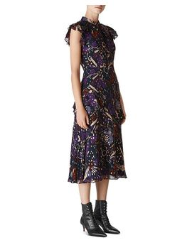 Montrose Printed Dress by Whistles