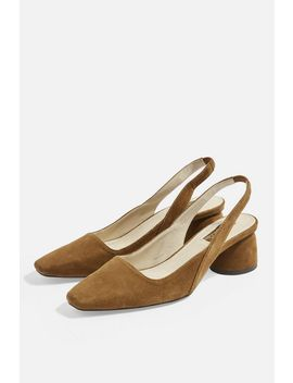 Justify Slingback Shoes by Topshop