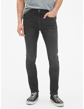 Thermolite® Jeans In Skinny Fit With Gap Flex by Gap