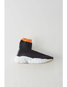 Sock Boot Black by Acne Studios