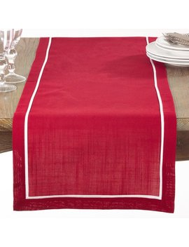 Classic Border Design Table Runner by Generic
