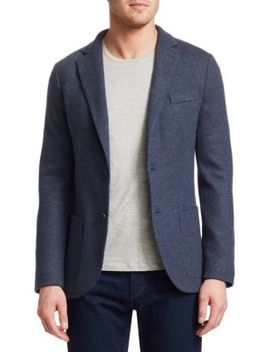 Cashmere Blend Sweater Jacket by Loro Piana