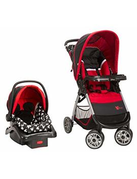 Disney Amble Quad Travel System, Mickey Silhouette by Disney